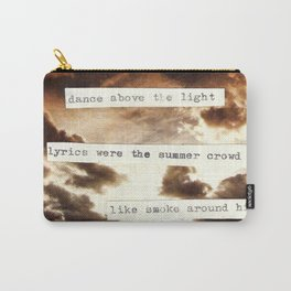 Dance Above The Light Carry-All Pouch