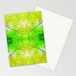 Glory from Above Stationery Cards