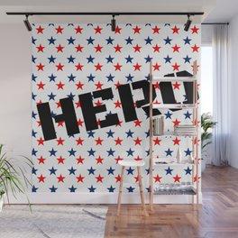 Heros Wall Mural