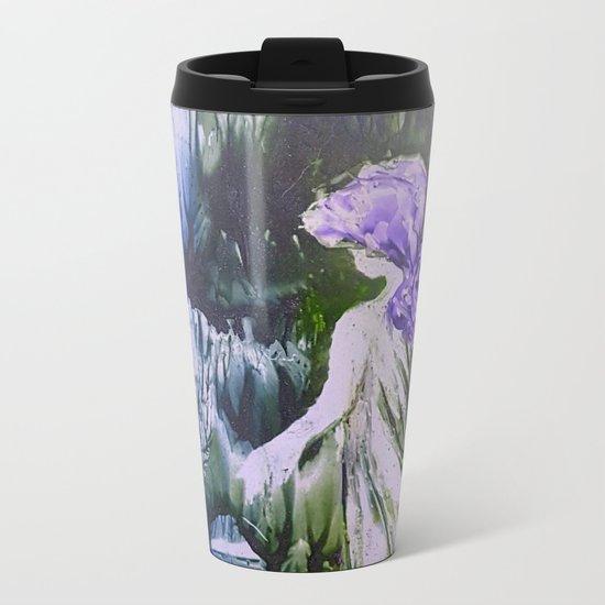 Lost Girl 2 - Blue Forest Metal Travel Mug