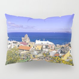 The Pearl Of The Mediterranean Sea Pillow Sham