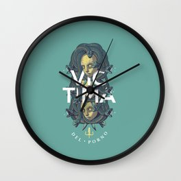 VCTM Wall Clock