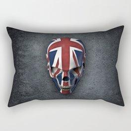 British horror Rectangular Pillow