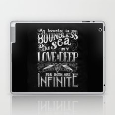 For You, My Love Laptop & iPad Skin