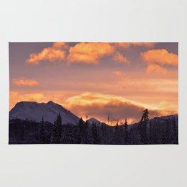 Flat Top Sunrise Rug