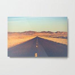 Lost Highway II Metal Print