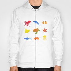 Sea Life! Hoody