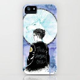 Auror Harry iPhone Case