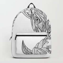 American Bison Zentagle Backpack