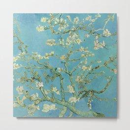 Almond Blossom- Van Gogh Metal Print