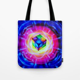 Abstract in perfection Tote Bag
