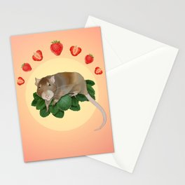 Mellotron Stationery Cards