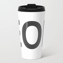 EOL End Of Life Travel Mug