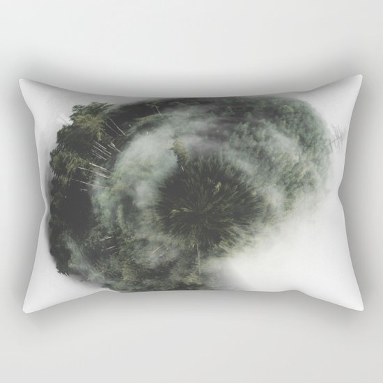 Welcome to my world Rectangular Pillow