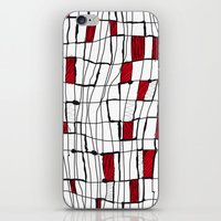 text iPhone & iPod Skins featuring text by Ivano Nazeri