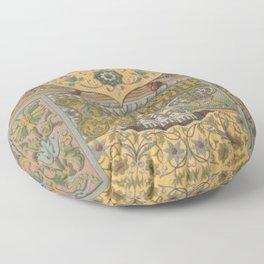 Russian Ornament Floor Pillow
