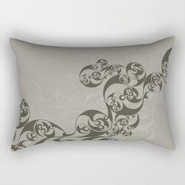 Anglo-Saxon Mirror Rectangular Pillow