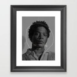 Now's the time Framed Art Print