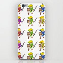 Links! iPhone Skin
