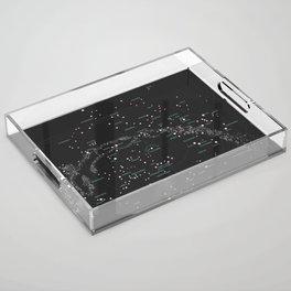 Norra Stjärnhimlen Acrylic Tray