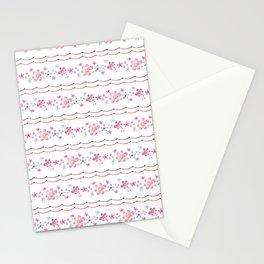 Babylon-stripe Stationery Cards