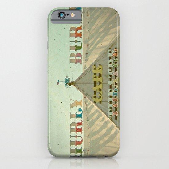 Hurly Burly iPhone & iPod Case