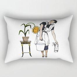 Wilting Rectangular Pillow