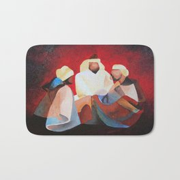 We Three Kıngs Bath Mat