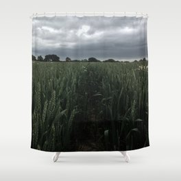 Never Shower Curtain