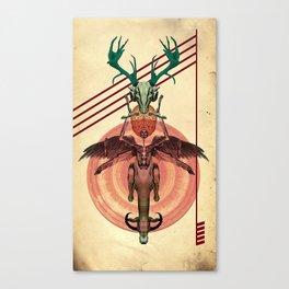 Stay Human Canvas Print