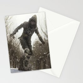 Cold Wasteland Stationery Cards