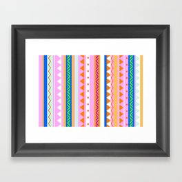 PLAYFUL -ORENDA- Framed Art Print