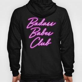 Badass Babes Club Hoody