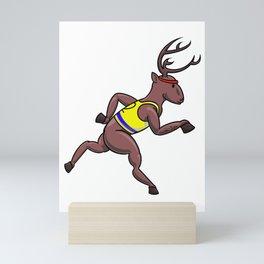 Dasher Mini Art Print