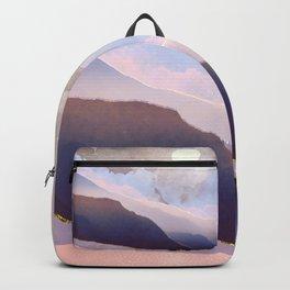 Lavender Night Backpack