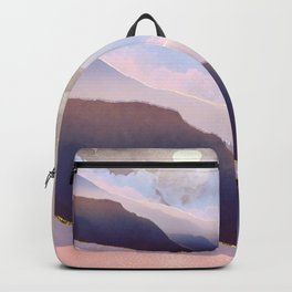Lavender Night Backpack