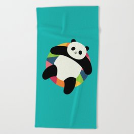 Chillin Beach Towel