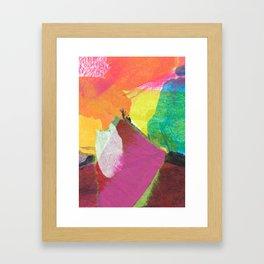 Interloper Framed Art Print