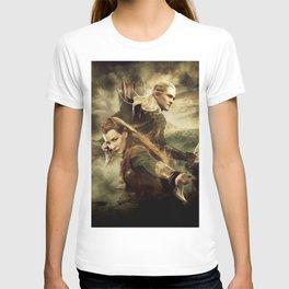 Elven Warriors T-shirt