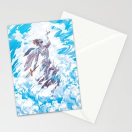 Strife Muse Stationery Cards
