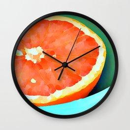 Grapefast Wall Clock