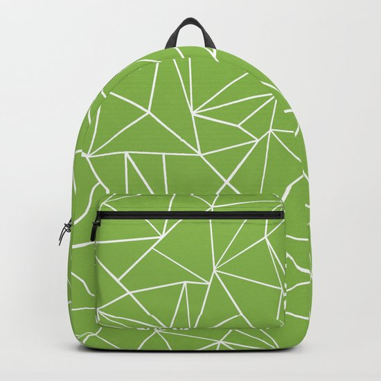 Ab Outline Greeny Backpack