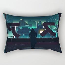 Blade Runner 2049 Rectangular Pillow