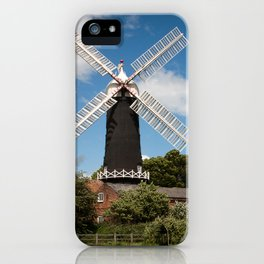Skidby Mill iPhone Case