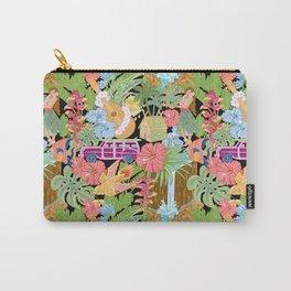 Hidden Hawaiian Carry-All Pouch