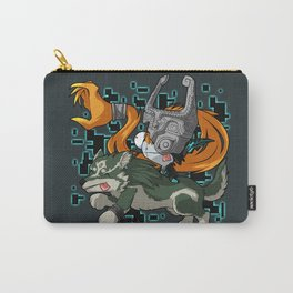 Invader Midna Carry-All Pouch