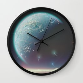 Panola Wall Clock