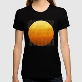 """Sabana Sunset Degraded Polka Dots"" T-shirt"