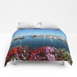 St Peter Port Harbour Comforters
