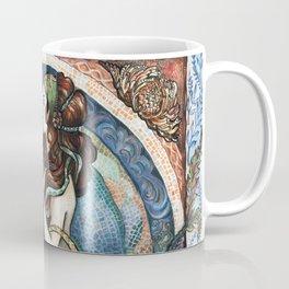 Mermaid Dreams. Coffee Mug
